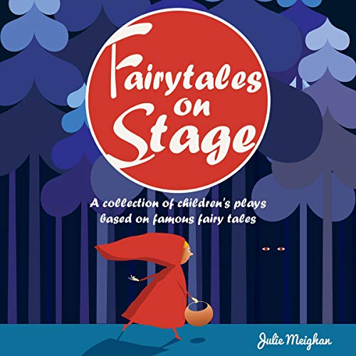 Fairytales on Stage audiobook cover art