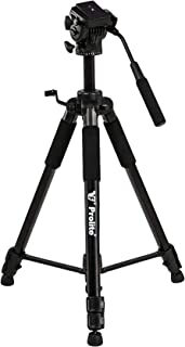 Prolite Tripod VCT 880 Plus (72 inch | Payload Upto 6.5 kg) with Fluid Video Head