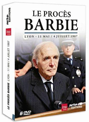 Le Proces Barbie Lyon 11 Mai 4 Juillet 1987 (6 Dvd) [Edizione: Francia]