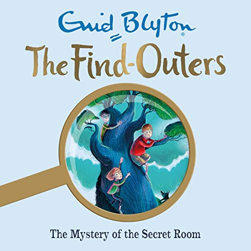 The Mystery of the Secret Room cover art