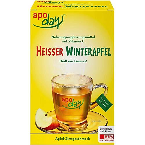 apoday Heisser Winterapfel Beutel, 10 St. Beutel