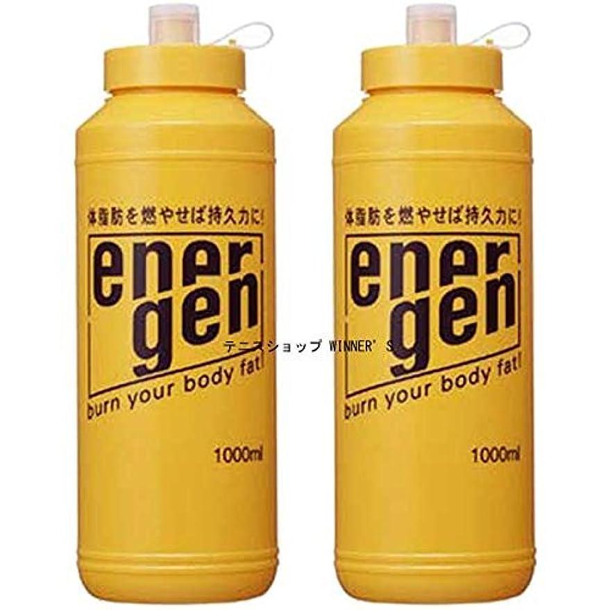おしゃれな教師の日アルミニウム大塚製薬 エネルゲン スクイズボトル 1L用×2本 2本セット 55651-2SET