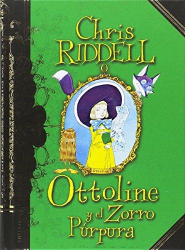 Ottoline y el Zorro Púrpura: 4