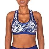 VENUM Neo Camo Sujetador para Mujer Azul Bleu Marine/Corail Talla:XS
