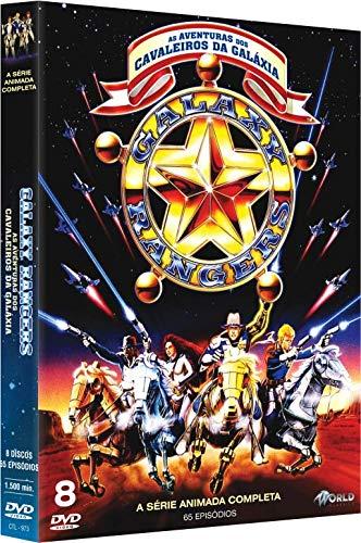 GALAXY RANGERS - As Aventuras dos Cavaleiros da Galáxia - A Série Completa
