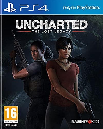 Sony Uncharted: The Lost Legacy Básico PlayStation 4 vídeo - Juego (PlayStation 4, Acción / Aventura, Modo multijugador, Soporte físico)