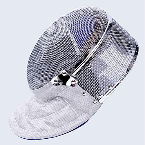 WP Fechthelm Fechtmaske Säbelmaske Helm für Erwachsene Und Kinder Fechttrainingsausrüstung