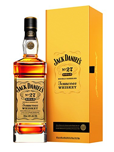 Jack Daniels Tennessee No 27 Gold Bourbon Whisky 70 cl
