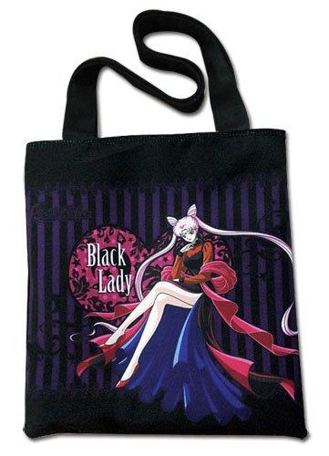 Sailor Moon Tote Bag - Black Lady