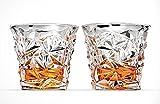 Ashcroft Fine Glassware Diamond Whiskey...