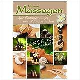 Werbeschild für Massage A1, Werbeplakat Plakat Poster