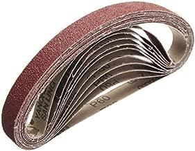 Sanding Belt,Yingte 10pcs 20x520mm Sanding Belt 60 Grit for Sander Polishing Machine