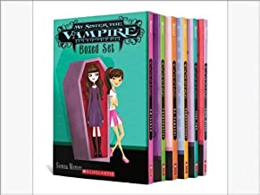 My Sister the Vampire Boxed Set 1-6 - Switched, Fangtastic!, Re-Vamped!, Vampalicious!, Take Two, and Love Bites. (My Sister the Vampire, 1-6)