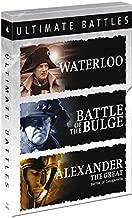 Ultimate Battles - Waterloo/Battle of the Bulge/Alexander... anglais