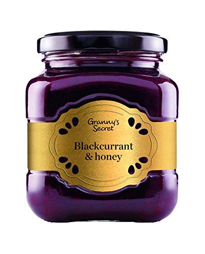 Pâte à tartiner aux fruits Granny's Secret Cassis et miel, paq. 2 (2 x 230 g)
