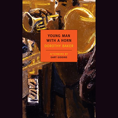Young Man with a Horn audiobook cover art