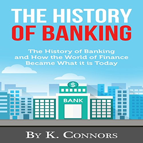 The History of Banking cover art