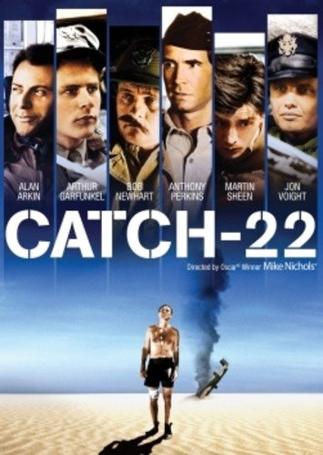 Catch-22 -  DVD, Rated R, Mike Nichols