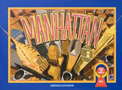 Rio Grande Games Manhattan