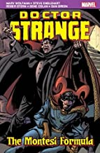 Doctor Strange: The Montesi Formula (Marvel Pocketbooks)