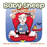 Baby Sheep Gets a Haircut