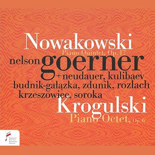 Nelson Goerner, Lena Neudauer, Erzhan Kulibaev, Katarzyna Budnik-Gałązka, Marcin Zdunik, Sławomir Rozlach, Jan Krzeszowiec & Radosław Sroka