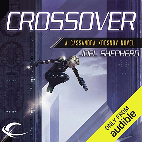 Crossover audiobook cover art