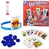 shentaotao 1 Pc Hedbanz Juego Guess Who I Am Juego de Mesa de Juego de la Familia los Personajes de Disney Juego de Cartas Juguetes