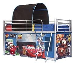 Un lits Cars en forme de tente