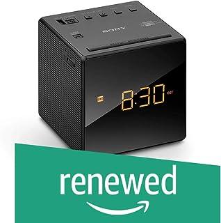 (Renewed) Sony ICF-C1 Digital Clock Radio (Black)