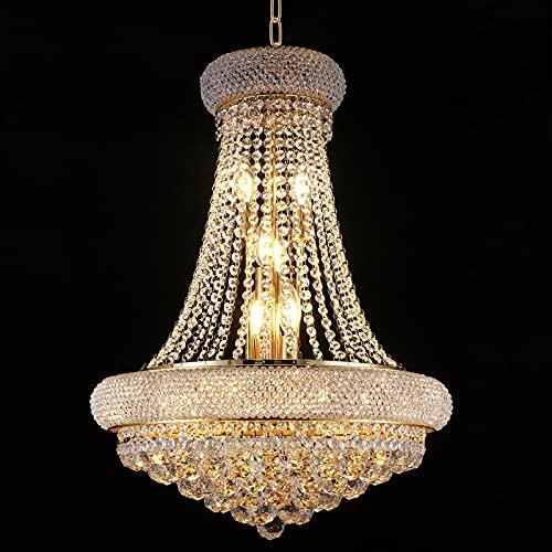 Crystal Chandelier Lighting for Dining Room Modern Interior...