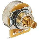 SCUD 可変抵抗器 CTS製ポット インチサイズ ショートシャフト 500KΩ Aカーブ CTS-A500-S