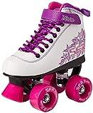 Sfr Skates RS239, Pattini Unisex – Adulto, Viola, 32