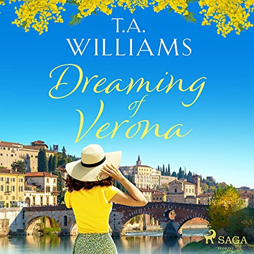Dreaming of Verona cover art
