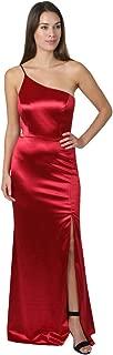 Best satin one shoulder dress Reviews