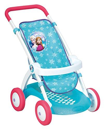Smoby 254045 - Frozen Puppenwagen