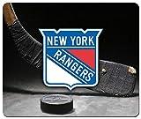 Rangers Hockey Large Rectangular Mousepad Mouse Pad Great Gift Idea New York
