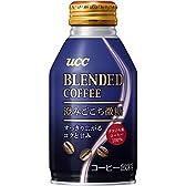 UCC ブレンドコーヒー 澄みごこち微糖 缶 260g×24本