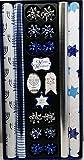 Hanukkah Wrap 4 Pack Kirkland Signature 180 SQ FT