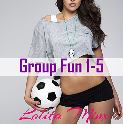 eXplicitTales: Group Fun audiobook cover art