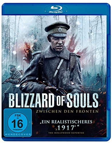 Blizzard of Souls - Zwischen Den Fronten [Blu-ray]