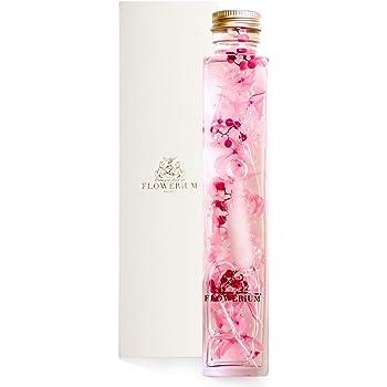 [フラワリウム] 誕生日プレゼント 女性 父の日 母の日 ギフト ハーバリウム 花 (ピンク)