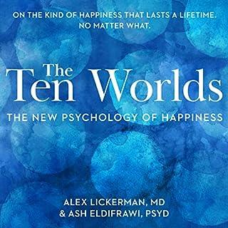 The Ten Worlds audiobook cover art