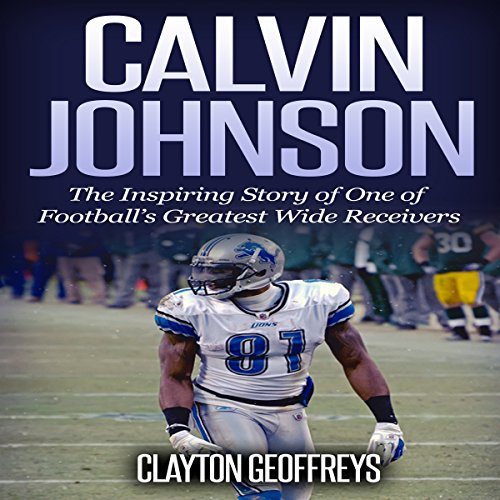 Calvin Johnson cover art
