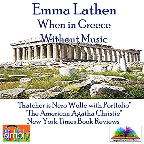 When in Greece (Without Music) cover art