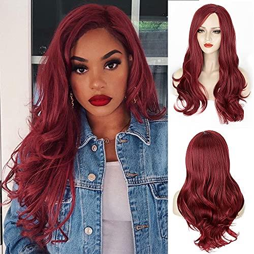 AISI HAIR Auburn Wig Cosplay Long W…