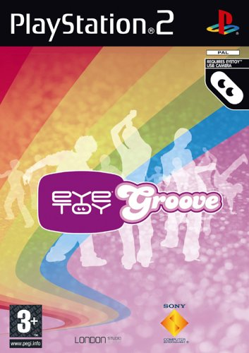 Jogo Eye Toy Groove PS2