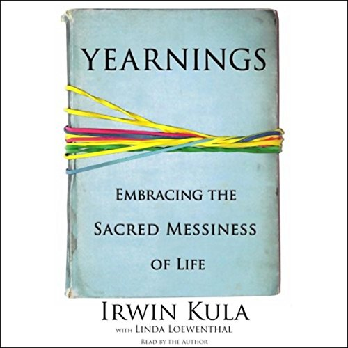 Yearnings audiobook cover art
