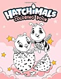 Hatchimals Coloring Book: 50 High Quality Designs to Coloring for Hatchimal Fans