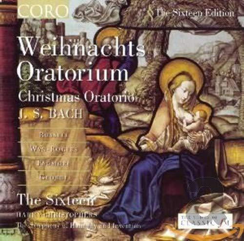 Oratorio De Navidad (The Sixteen)